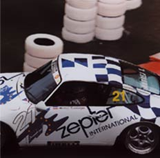 Zepter Car Racing Sponsorship