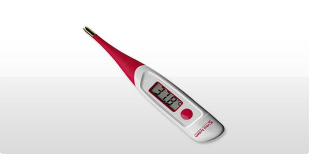 Fast Flexible-Tip Digital Thermometer